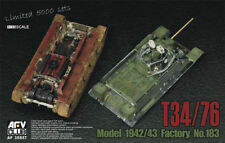 1/35 AFV Club T-34/76 Model 1942/43 Factory 183 #35S57