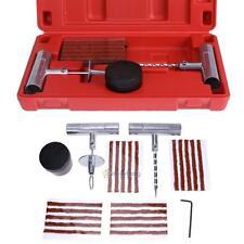 27pc  CAR Tubeless Tyre Tire Puncture Repair Plug Kit Needle Patch Fix Tools KIT