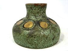 """Beautiful 60´s Hans Welling Design Ceramano Keramik """"Toscana"""" vase 164   8,5 cm"""