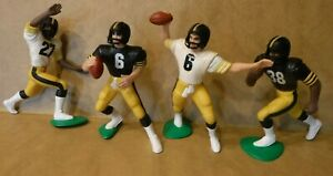 PITTSBURGH STEELERS 1988 89 90 STASRTING LINEUP LOT LOOSE BRISTER EVERITT WORLEY