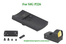 Pistol SIG P226 Mount Base for Vector Optics Sphinx Vortex Burris Red Dot Sight