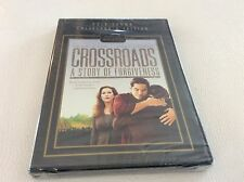 HALLMARK HALL OF FAME GOLD CROWN CROSSROADS A STORY OF FORGIVENESS DVD NEW