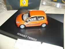 RENAULT TWINGO 2 ETINCELLE 1/43 RENAULT MERCHANDISING