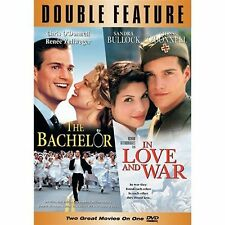 THE BACHELOR / IN LOVE AND WAR Double Feature DVD NEW