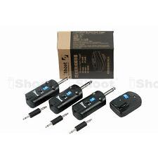 iShoot Studio Radio Wireless Flash Trigger for Strobe Light—3.5-6.35mm Sync Jack