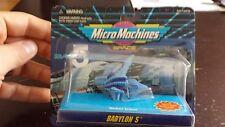 Micro Machines Babylon 5 Minbari Cruiser