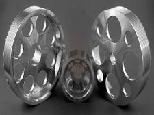 UNORTHODOX RACING - 3 pc Lightweight Pulley Set GENESIS