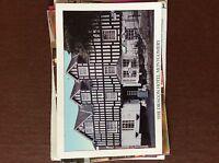 A4e  postcard used the dragon hotel montgomery