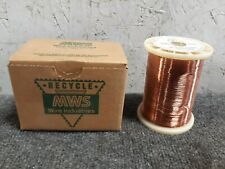 MWS 36 AWG Soft Bare Copper Wire DA1863-1  71633-01  36.6oz Total Weight  J235