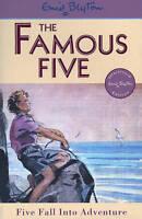 Five Fall Into Adventure: Book 9 (Famous Five), Blyton, Enid , Good | Fast Deliv