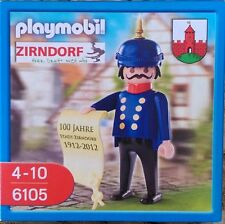 Playmobil 6105 Special Figure - brand new - hard to find - limited edition