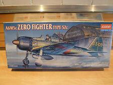 Academy 1/72 ZERO FIGHTER A6M5C tipo 52 C kit modello