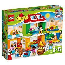 Lego ® duplo ® 10836 barrio nuevo embalaje original _ Town Square New misb NRFB