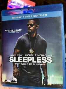 Blu-Ray Movie Sleepless