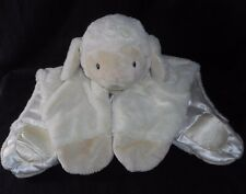 GUND BABY COMFY COZY LOPSY SHEEP LAMB STUFFED ANIMAL PLUSH TOY SECURITY BLANKET