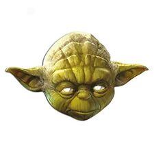 Maschere Star Wars Masks Yoda Case (5) Maskarade
