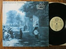 The Moody Blues LP 1981 Long distance voyager EX + Threshold TRL-1-2901