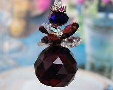 Special Edition- Purple Angel Lead Glass Crystal Ceiling Fan Pull