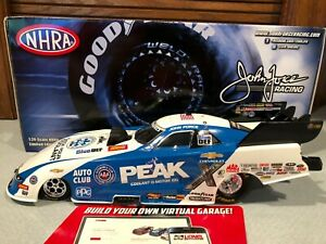 2018 Action John Force PEAK Chevy Camaro NHRA Funny Car 1/24 1 of 817