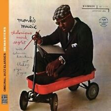THELONIOUS MONK - MONK'S MUSIC (OJC REMASTERS)  CD NEW+