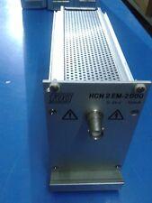 FUG power supply HCN 2EM-2000 Alimentatore professionale 0-2KV 10mA