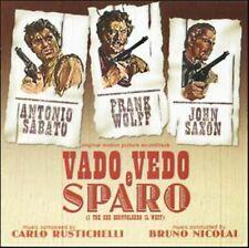 Carlo Rustichelli: Vado, Vedo E Sparo (New/Sealed CD)