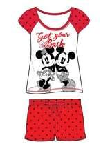 Women's Disney's got your back Minnie and mickey mouse short Pyjama set