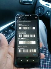 Moto G6 Play 16GB XT1922-7 boost  Mobile works but Cracked screen