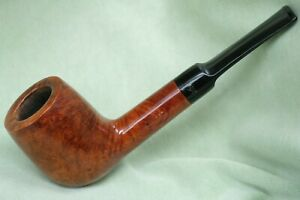 Beautifully Grained Refurb'd Stanwell Royal Prince Billiard 53 Made in Denmark.