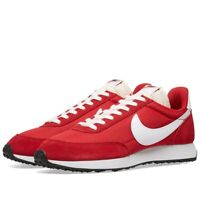 Nike Air Tailwind '79 OG GYM RED WHITE 487754-602 Men's Retro Running Shoes