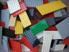 30 Lego Basic Bauplatten Platten Konvolut bunt gemischt City