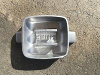 scuba Dive weight mould  3ib /1.3kg  Aussie made. free postage