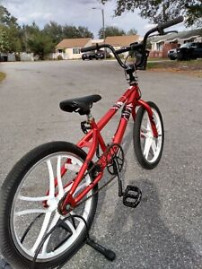 "Mongoose Rebel BMX Bike Freestyle, 20"" keyword/gt haro redline dyno se"