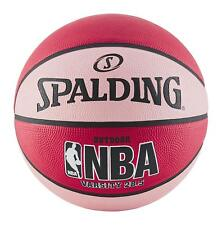 Spalding Nba Basketball Varsity Outdoor Rubber Ball Size 6 28 5 Sport Red Pink
