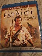 The Patriot Extended Cut Blu-ray