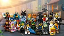 NINJAGO MOVIE Lego Collectable Minifigures (71019)  Factory Sealed Complete Set