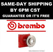 Disc Brake Rotor-Premium UV Coated OE Replacement Front Brembo 09.A971.11