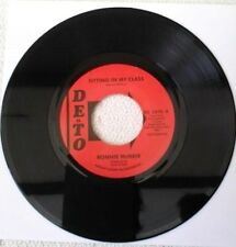 """Ronnie mcneir - sitting in my class. new 7"""". Northern soul"""