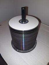 Sony 16X 4.7GB DVD-R Blank Disca a little less than 100 pk