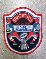 Super Bowl Vi Patch Miami Dolphins vs. Dallas Cowboys