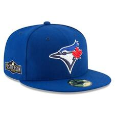 Toronto Blue Jays New Era Royal 2020 Postseason Side Patch 59FIFTY Fitted Hat