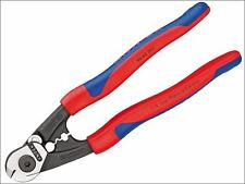 Knipex - Wire Rope / Bowden Cable Cutter Multi Component Grip 190mm