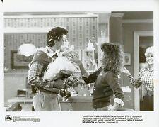 VALERIE CURTIN PETER BONERZ RACHEL DENNISON PIE IN FACE 9 TO 5 1982 ABC TV PHOTO