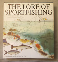 THE LORE OF SPORTFISHING by Tre Tryckare & E. Cagner EXCELLENT CONDITION! Color