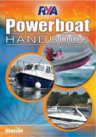 RYA Powerboat Handbook by Glatzel, Paul, NEW Book, FREE & Fast Delivery, (Paperb