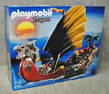 Playmobil 5481 Drachen-Kampfschiff mit Drache – Asia-Drachenland – Dragons Neu