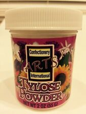 Tylose Powder CAI  2oz  cake decorating gum paste