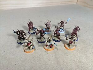 Warhammer 40k - Chaos Nurgle Death Guard Poxwalkers