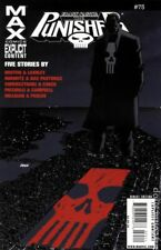 Punisher Max #75A Johnson Variant FN+ 6.5 2009 Stock Image