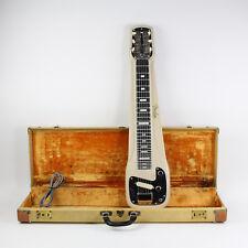 1950s Fender Studio Deluxe Lap Steel W/ Tweed Case / Legs